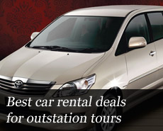 Taxi Rental Outstation Tour